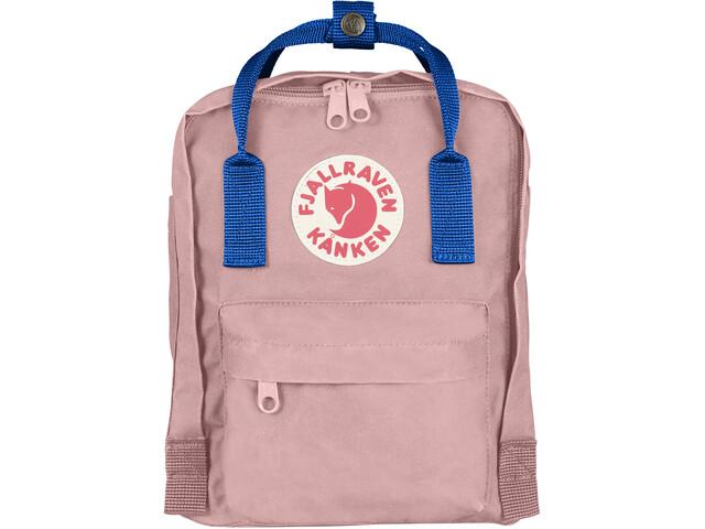 Fjällräven Kånken Mini Selkäreppu Lapset, pink-air blue
